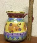 THE SWEET SHOPPE by SANGO 48 OUNCE PITCHER  7 1/8