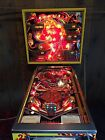 Bally Fireball II Pinball Machine only 2300 produced 1st Day Mylar on Playfield