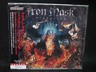 IRON MASK Diabolica JAPAN CD Magic Kingdom Freedom Call Frontline Evidence One