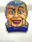 Williams Funhouse Pinball Promotional Plastic Keychain 1990