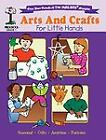 Arts And Crafts For Little Hands ExLibrary