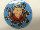 Midway Bally Gilligan's Island Pinball Plastic Promo Key Chain 1991 NOS