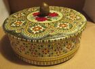 Vintage Decorated Tin Made in Holland