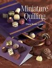 MINIATURE QUILLING Quilled 3D Paper Craft Idea Book Card Making Cardmaking