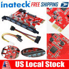 Inateck Superspeed 5 Ports PCI E to USB 30 Expansion Card PCI Express Internal