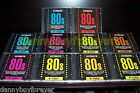 Ultimate 80s Eighties 10 CD Set 1980-1989 Sony Music Special Products