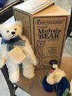 Boyds Mohair Bear Collection Limited Edition  #47/500 Style No: 93074V
