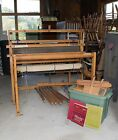 Newcomb Studio Weaving Floor Loom With Pattern Books