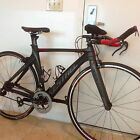 KESTREL TALON TRI BIKE CARBON - SIZE 48 - SHIMANO 105 - 11SPEED