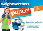 WEIGHT WATCHERS PUNCH KIT WITH STEPHANIE HUCKABEE DVD GLOVES  MORE NEW SEALED