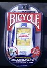 Bicycle Illuminated Blackjack and Deuces Wild  Handheld Game Touch Screen Sealed