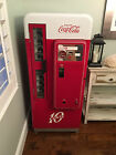 CAVALIER 72 RESTORED COCA COLA MACHINE VERY NICE!! L@@K WORKS GREAT!!