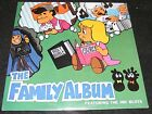 THE FAMILY ALBUM w The Ink Blots SEALED Christian Kids Lp WEIRD Filling Station