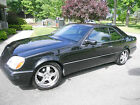 1999 Mercedes-Benz CL-Class Coupe 2-Door for $6500 dollars