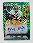 2016 Panini Prizm Football Cards - Retail Rookie Autograph SP Info Added 17