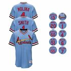 1984 St Louis Cardinals Authentic On-field