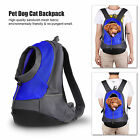 Pet Dog Cat Carrier Front Bag Backpack Trave Chihuahua with Dual Shoulder Strap