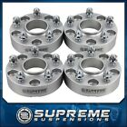 2007 2018 Jeep Wrangler JK 5Lug 2WD 4WD Full Set 125 Wheel Spacers Hubcentric