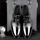 Business Mens Casual Shoes Classic Leather Wedding Dress Formal Oxfords Shoes