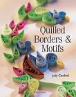 QUILLED BORDERS  MOTIFS Paper Quilling Craft Idea Book Cardmaking Scrapbooking