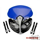 New  Headlight Lamp Fairing For Honda CRF80f CRF100f CRF150f Dirt Bike Blue