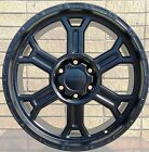 4 New 17 Wheels Rims for Chevy Tracker Dodge Ram 1500 Ford E Series E250 7492
