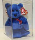 Authenticated Dusty (Chicago Cubs Bear)  MWMT MQ Ty Beanie Baby (SP)