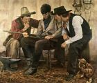 The New Sharps Don Stivers Limited Edition Giclee Print American West