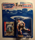 MLB Sports Action Figure Roger Clemens Boston Red Sox Starting Lineup  4-1/2