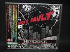 HEVIDENCE Nobody's Fault + 1 JAPAN CD DGM Italian Technical Progressive Metal !