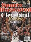 CLEVELAND CAVALIERS TEAM Signed Sports Illustrated
