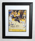 Cleveland Cavaliers #8 MATTHEW DELLAVEDOVA Signed Autographed FRAMED Photo COA