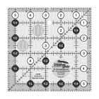 Creative Grids 55 Square Ruler Quilting Sewing Cutting Template CGR5