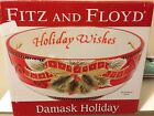 Fitz & Floyd Holiday Wishes Bowl