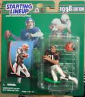 Starting Lineup CARL PICKENS Mosc New Cincinati Bengals 1998 Figure