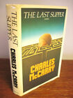 1st 1st Printing THE LAST SUPPER Charles McCarry RARE Early CLASSIC Spy