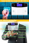 Wireless LCD GSM SMS Home Security Burglar Home/Office Alarm System Auto Dialer
