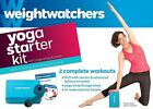 Weight Watchers Yoga Starter Kit Kit DVD With Yoga Strap  Block New in Box