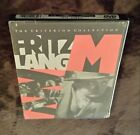 Fritz Langs M DVD Criterion Collection 1998 film First Printing NEW 30