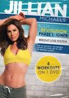 JILLIAN MICHAELS BODY REVOLUTION PHASE 1 IGNITE DVD NEW SEALED EXERCISE WORKOUT