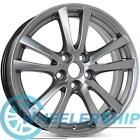 New 18 Replacement Wheel for Lexus IS250 IS350 2006 2008 Rim 74189 Hypersilver