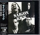 Saigon Kick S/T 1991 Japan CD 1st Press With Obi AMCY-224 OOP HTF Very Rare