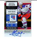 Panini Releases 2010-11 Playoff Contenders Hockey Rookie Short Prints 12