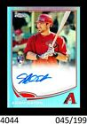 2013 Topps Chrome Baseball - Top Early Pulls and Hit Tracker 12