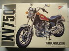 Nichimo Vintage 1/10 Scale Yamaha XV750 Special Model Kit - Rare - New