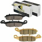 Front And Rear Brake Pads for Kawasaki Vulcan 900 Classic VN900 VN 900 2006-2017