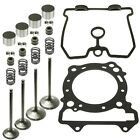 CYLINDER HEAD VALVE GASKET KIT Fits SUZUKI LT-Z400 QuadSport Z400 2X4 2003-2014