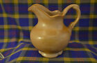 Vintage Frankoma Plainsman Brown Satin F30 A Water Pitcher Nice!