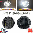 LED HID Car Headlight H4 DRL Hi Lo Beam 7 75W For JEEP CJ JK TJ Wrangler