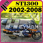 Heyman ABS Fairing Fit ST1300 2002-2008 02-08 Pan-European Orange Blue H13H26
